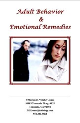 Adult Behavio and Emotional Remedies