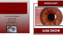 Iridology Slide Show